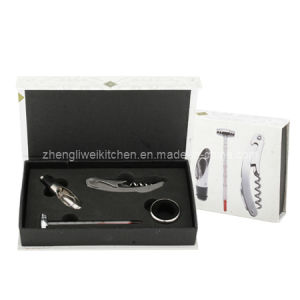 Wine Gift Set in Color Gift Box 608155 pictures & photos