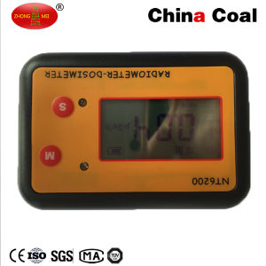 Factory Price High Precision Nt6200 Personal Electronic Radiometer Dosimeter pictures & photos