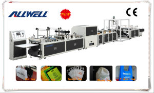 Fully Automatic Non-Woven Fabric Bag Making Machine pictures & photos