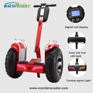 Ecorider Smart Balance Scooter Brushless 4000W Electric Mobility Scooter pictures & photos