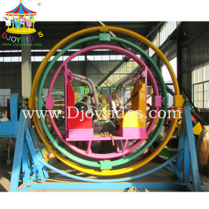 Thrilling Outdoor 6 Seated Human Gyroscope Space Ball (TRE677) pictures & photos