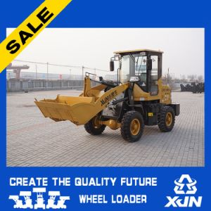 Zl10 Mini Wheel Loader with Fork, Wheel Loader for Sale pictures & photos