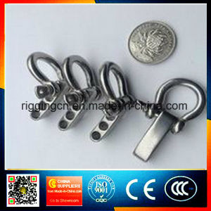 5mm Adjustable Stainless Shackle with Knurled Pin pictures & photos