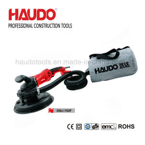 Haoda Electric Drywall Sander with Automatic Vacuum Cleaner
