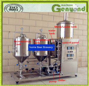 Hot Sale Stainless Steel Home Micro Brewery pictures & photos