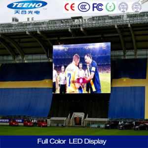 P3, P4, P5, P6, P10 LED Display Module Die Casting Cabinet LED Display Cabinet pictures & photos