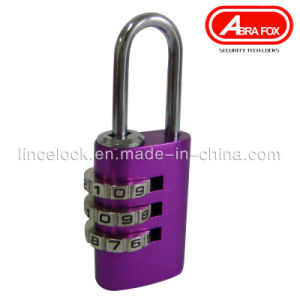 Aluminium Alloy Colour Combination Padlock (530-203) pictures & photos