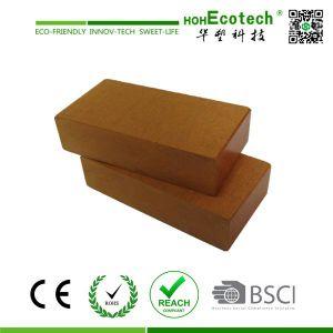 Solid Wood Plastic Composite Decking Deck pictures & photos