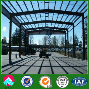 Steel Structure Building Prefabricated Warehouse pictures & photos