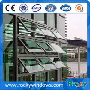 China Supplier New Product Exterior Opening Aluminum Awning Window pictures & photos