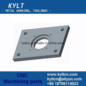 Kylt CNC Machined Aluminum Parts Used in Mechanical Automation pictures & photos