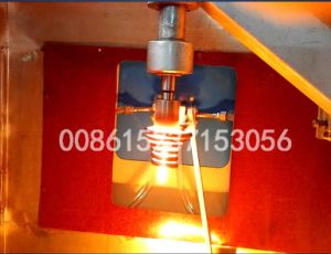 Induction Heater for Round Bar Melting (XZ-100)
