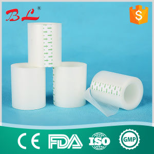 Medical Adhesive Tape PE Tape, Waterproof Tape 5cm*9.1m pictures & photos