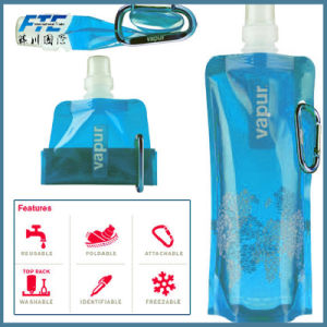 Hot Sell Custom Cheap Fold up Bottle pictures & photos
