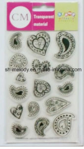 Unique Clear Stamp for Scrapbooking and DIY Projects pictures & photos