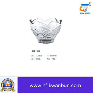 High Quality Heat Resistent Glass Bowl Tableware Kb-Hn0209 pictures & photos