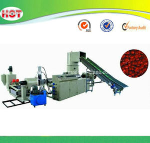 Plastic Water Ring Type Pellets/Granules Making Machines/Extruder pictures & photos