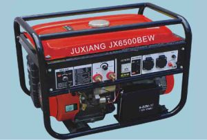 Gasoline & Welding Generator Set