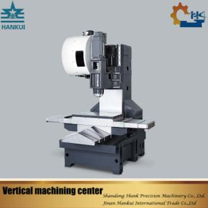 Vmc855L CNC Tabletop Milling Machine with Taiwan Spindle Unit pictures & photos
