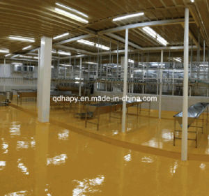 Steel Structure Slaughtering House for Livestock pictures & photos