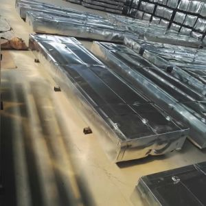 Hot Dipped Cold Rolled Galvanized Steel Sheets pictures & photos
