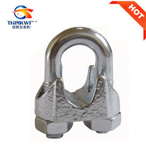 Galvanized Steel DIN 741 Malleable Wire Rope Clip pictures & photos