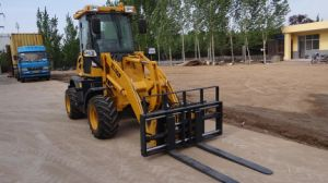 1000kgs Hydraulic Front Wheel Loader for Sale pictures & photos