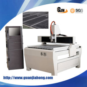 100X100mm, Sepper, Vacuum Table, Screw Advertisement CNC Router Machine pictures & photos