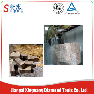 2 Meter Diamond Segments for Cutting Granite pictures & photos