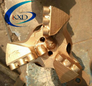 8.5in 3blades PDC Drag Bit pictures & photos