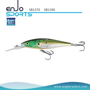 New Fishing Tackle School Fish Lure with Vmc Treble Hooks pictures & photos