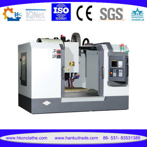 Knife Library 5 Axis CNC Vertica Machining Center Vmc550L pictures & photos