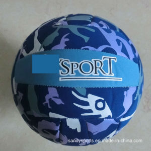 Eco-Friendly Size 5 Neoprene Beach Volleyball pictures & photos