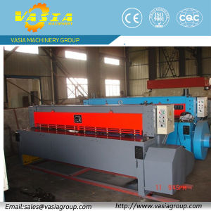 Mechanical Guillotine Shearing Machine with Best Price and Top Quality pictures & photos