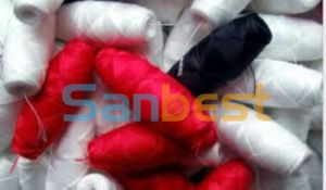 100% Polyester Cocoon Bobbins Thread with High Tenacity pictures & photos