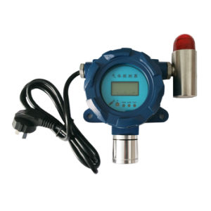 Fixed NO2 Gas Detector with High Precision Gas Alarm pictures & photos