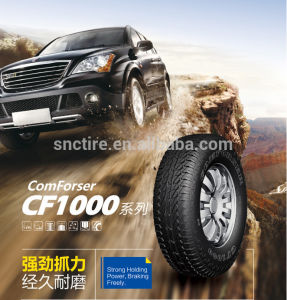 China Car Tire Comforser CF1000 a/T Tyres with Outlined White Letter pictures & photos