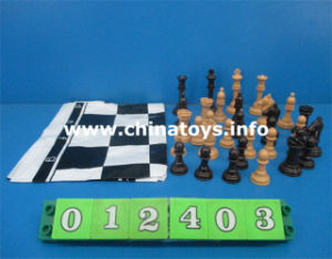 Promotion Gift Educational Toys Plastic Playing Chess Game (012405) pictures & photos