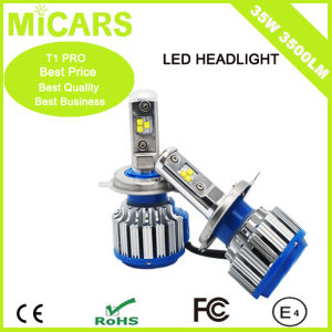 Long 10000hrs Lifespan LED Headlight Bulbs for Car &Motorcycle