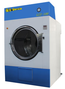 100kg Automatic Tilting Unloading Tumble Dryer / Dryer