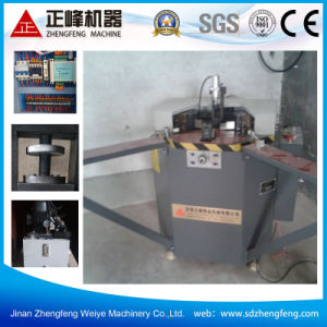 Single Point Crimping Machine for Aluminum Door and Window Lzj02 pictures & photos