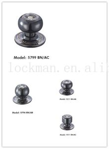Knob Lock Handle with Good Quality pictures & photos