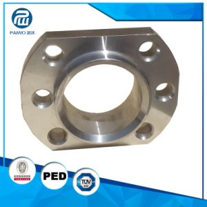 Factory Forged High Quality CNC Machining 12crmo Flange for Industry pictures & photos