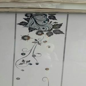 Silk Screen Temperd Glass Toughened Glass F pictures & photos