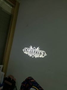 10000 Lumens LED Logo Gobo Projector Outdoor Multi Picture Projecting on Building pictures & photos