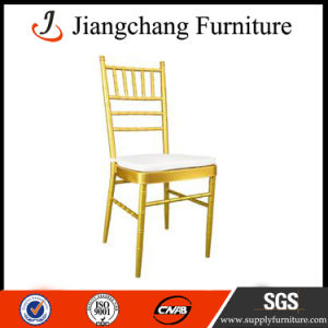 Iron Tube Chiavari Chair Made in China (JC-ZJ13)