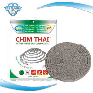 3600 Bags Per 40′hq Hot-Sale Unbreakable China Mosquito Coil Repellent and Harmless Guangzhou Plant Fiber Mosquito Incense Coil pictures & photos
