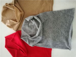 100% Cashmere Warm Neck Warmer pictures & photos