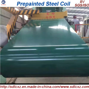 Building Material PPGI PPGL Prepainted Color Coated Galvanized Steel pictures & photos