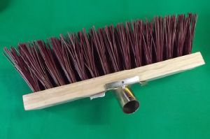Czdy-0027 PP Filament Wooden Broom for Cleaning pictures & photos